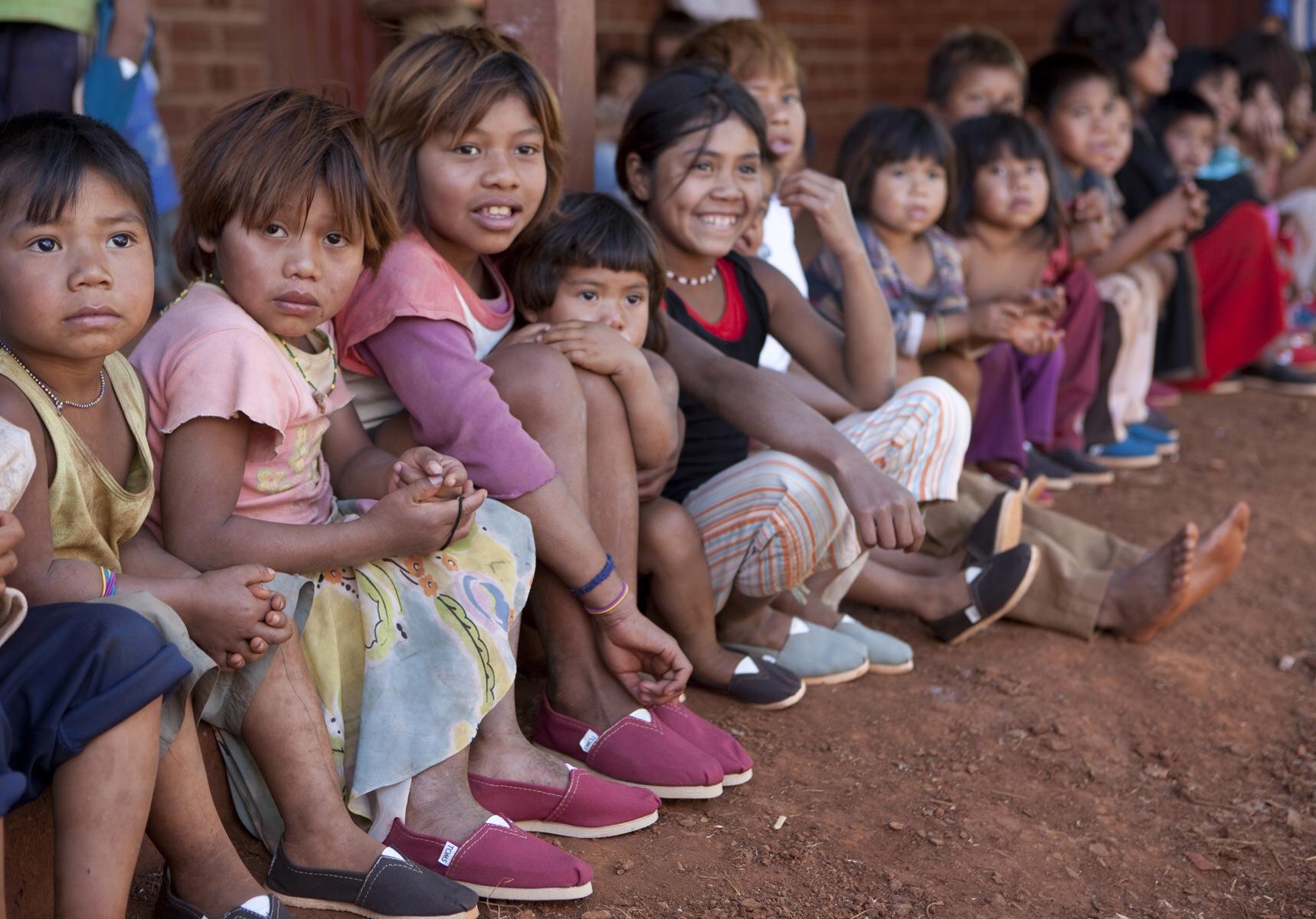 Kemiskinan di Argentina | Foto: The Diamond Standard